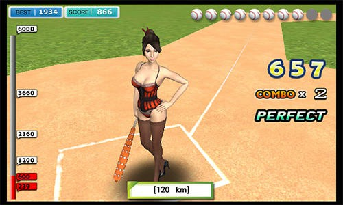 Download sехy baseball apk android